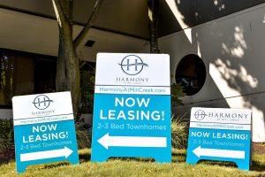 Temporary Signs 5b7da27921759 a frame promotional outdoor custom real estate 300x200