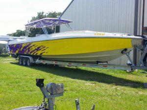 Boat Wraps boat wrap 300x225
